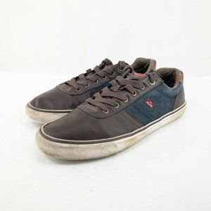 Levis Mens Round Toe Sneakers Shoes Size US 9